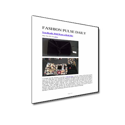 Fashion Pulse Daily